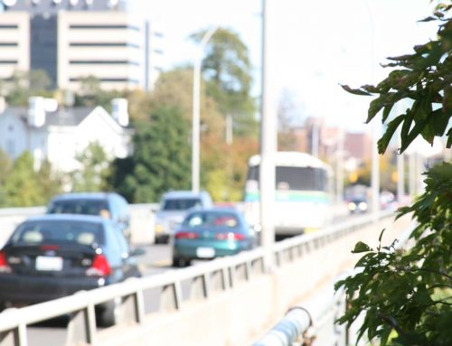 Volume of traffic on Niagara roads