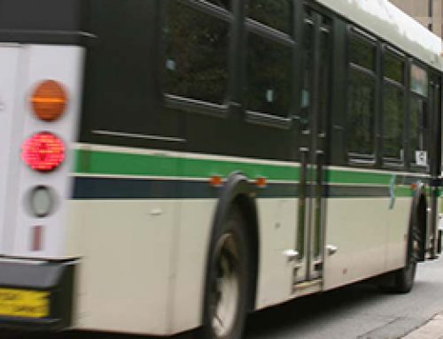 Transportation Planning and Municipal Investment in Transit in Niagara